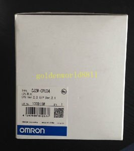 NEW OMRON PLC CPU Unit CJ2M-CPU34 CJ2MCPU34 good in condition for industry use