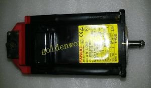 Fanuc AC servo motor A06B-0205-B000 good in condition for industry use