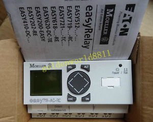 NEW MOELLER control relay easy719-AC-RC good in condition for industry use