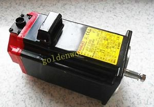 FANUC AC Servo motor A06B-0205-B001 good in condition for industry use