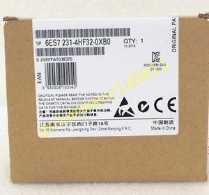 NEW Siemens analog input module 6ES7 231-4HF32-0XB0�6ES7231-4HF32-0XB0�warranty