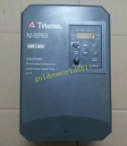 Tverter inverter N2-410-M3 7.5KW 380V good in condition for industry use