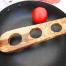 Handmade Rustic Olive Wood Spaghetti Measure, Kitchen Tool Utensil, Wedding Gift