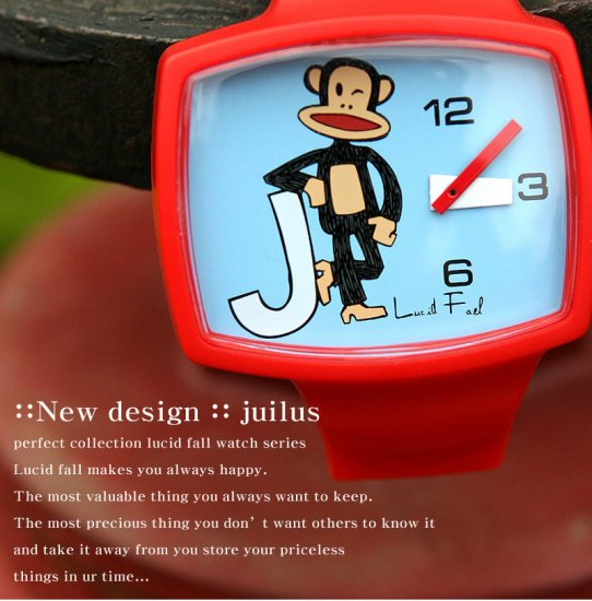 Lucid Fall Julius Unisex TV Watch