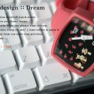 Lucid Fall Dream Unisex TV Watch