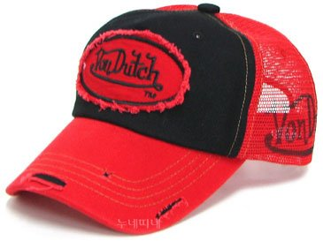Von Dutch Cap Signature Logo Chris Hat