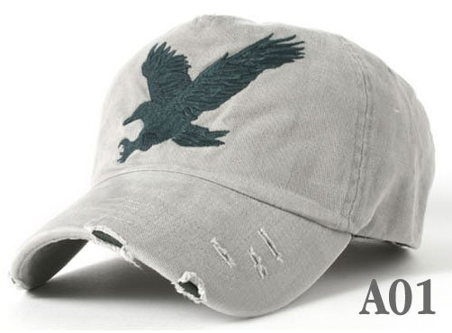 Eagles Cap Vintage & Fitch Cotton Cargo Hat