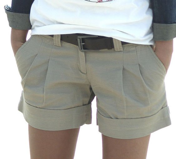 Hollywood Stars Natural & Stylish Cargo Shorts Pants