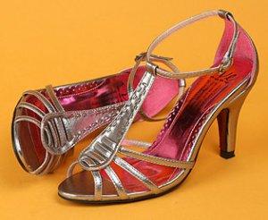 Vella Antique T Strap Women's Ankle Sandal
