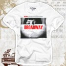 """BROADWAY * TIMES"" Hollywood Vintage Style Men's T-shirt"