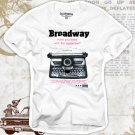 """Typewriter"" Hollywood Vintage Style Men's T-shirt"