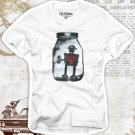 """Love Bottle"" Hollywood Vintage Style Men's T-shirt"