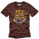 """BUY Recycled"" Hollywood Vintage Style Men's T-shirt"