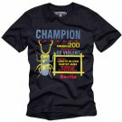 """CHAMPION"" Hollywood Vintage Style Men's T-shirt"