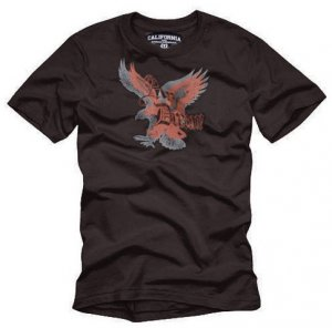 """EAGLE"" Hollywood Vintage Style Men's T-shirt"