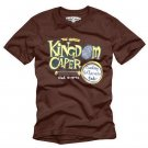 """Kingdom Caper"" Hollywood Vintage Style Men's T-shirt"