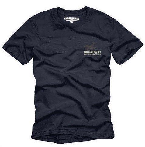 """Hollister"" Hollywood Vintage Style Men's T-shirt"