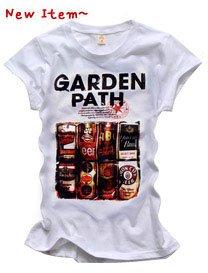 """Garden Path"" New York Style Women's T-shirt"