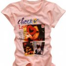 """Check Love"" New York Style Women's T-shirt"