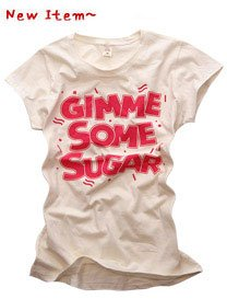 """SUGAR"" New York Style Women's T-shirt"