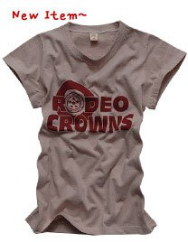 """Rodeo Crowns"" New York Style Women's T-shirt"