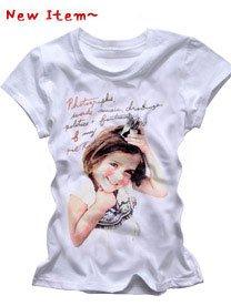 """Girl"" New York Style Women's T-shirt"