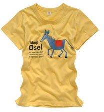 """Osel"" New York Style Women's T-shirt"
