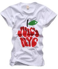 """Juicy NYC"" New York Style Women's T-shirt"