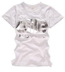 """""""elle"""" New York Style Women's T-shirt"""