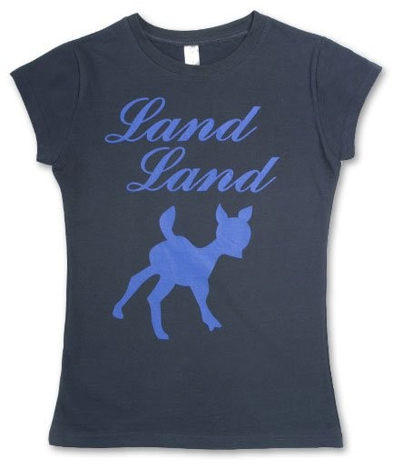 """Bambi"" Hollywood Vintage Style Women's T-shirt"