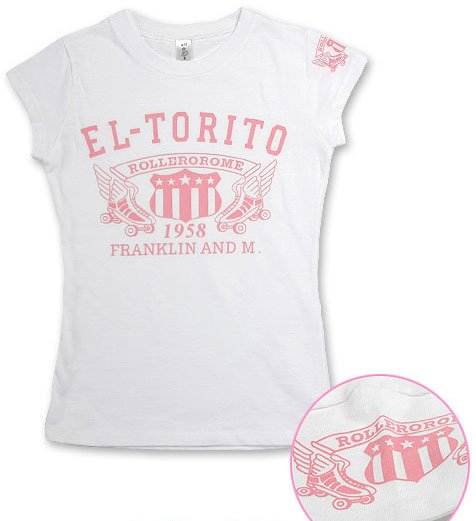 """EL-TORITO"" Hollywood Vintage Style Women's T-shirt"