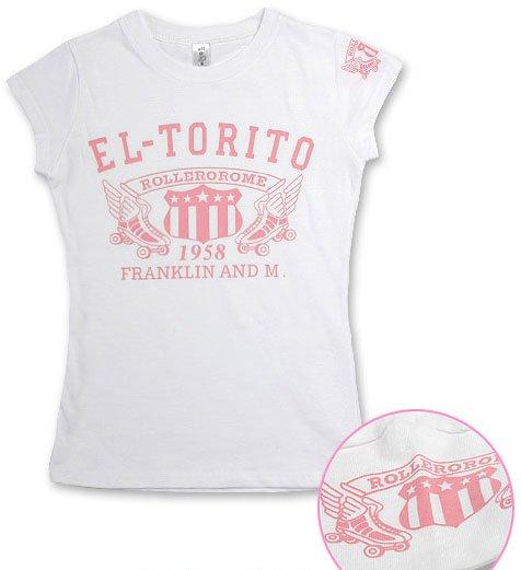"""EL-TORITO"" Hollywood Vintage Style Women's T-shirt"