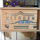 Citroen XM hand crafted Box with light