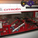 Handmade Citroen Showroom Model