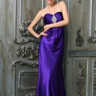 Sexy Halter simple wrinkle halter elegant evening dresses