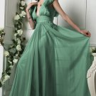 Fashion Sheath Floor-length V-neck Dresses