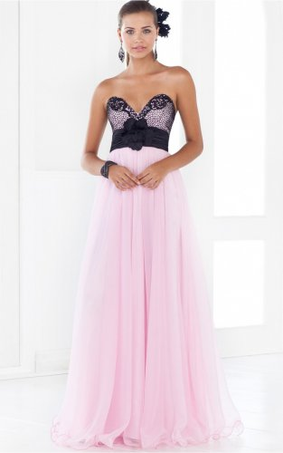 Multi Colours Sheath Sweetheart Evening Dresses