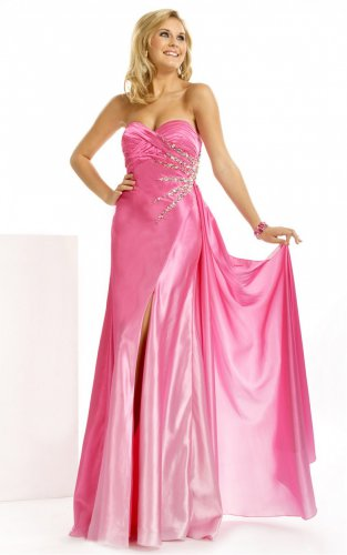 Sexy Floor-length Sweetheart Evening Dresses