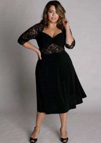 plus size evening dress Belle of the Ball Dress