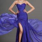 Mermaid Sweetheart Floor Length Prom Dresses