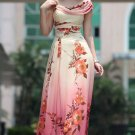 Hot Sale Floor Length Appliqued Party Dresses For Women