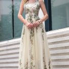 Jacquard Fashion Formal Party Dresses For Women