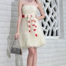 2012 new bridesmaid dresses short paragraph Bra dresses