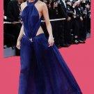 Elegant and Beautiful Sleeveless Celebrity Dresses