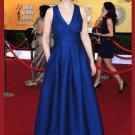 A-Line V-Neckline Celebrity Dresses at Screen Actors Guild