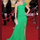 Sexy A-Line One-Shoulder Celebrity Dresses