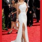 Sexy Floor-length White Celebrity Dresses