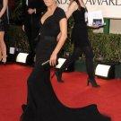 V-neck Mermaid  Celebrity Dresses