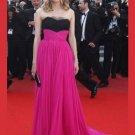 Cannes Red Carpet A-line Sweetheart Floor-length Celebrity Dresses