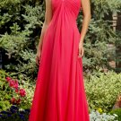 A-Line/Princess Sweetheart Floor-Length Chiffon Bridesmaid Dresses
